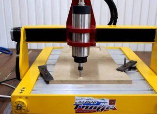 Фрезерный станок с ЧПУ по дереву: изучаем особенности разных моделей оборудования