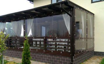 Гибкие окна: современный способ сэкономить на остеклении оконных рам