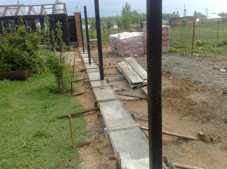 Необходимое количество бетона рассчитать несложно