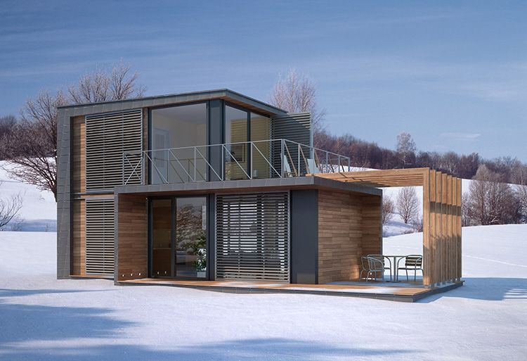 Модульные дома – современное жилье с минимальными сроками строительства