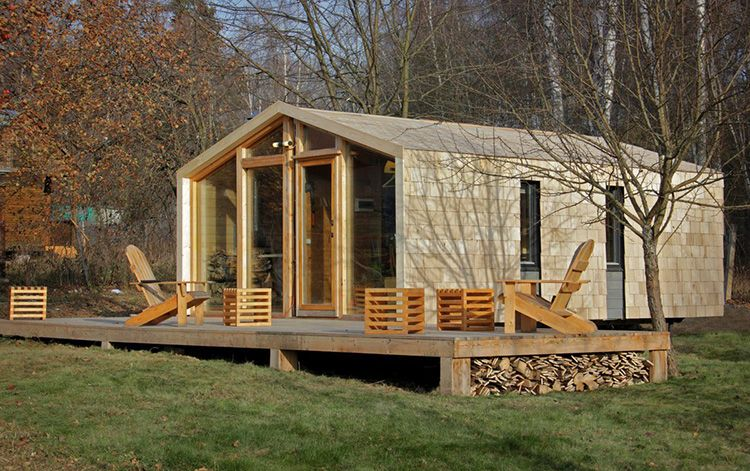Сокращаем сроки строительства, или Почему так популярны модульные дома для круглогодичного проживания