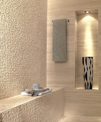 Плитка для ванной мозаика – современный материал для стильного интерьера