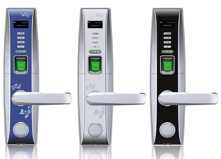 Биометрические замки могут иметь в своем механизме электронную систему блокировки или разблокировки, либо электромагнитную.