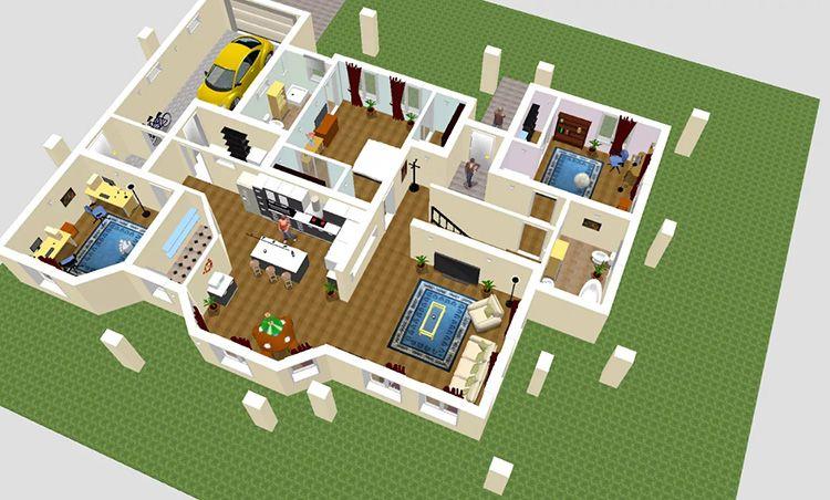 конструктор проекта дома бесплатно