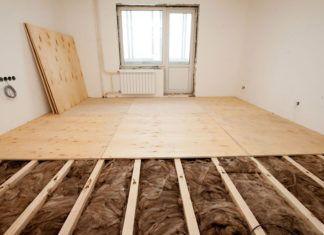 Когда дома маленькие дети: как решить проблему шумоизоляции пола в квартире