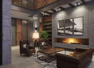 Квартира в стиле лофт: фото функциональных и стильных интерьеров