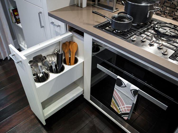 Карго у кухонной плиты