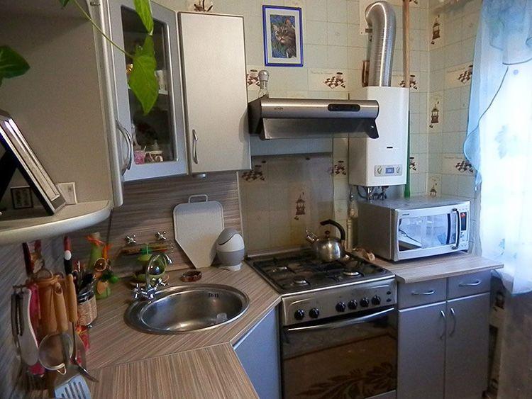 Компактные газовые водонагреватели лучше всего подойдут для маленького помещения