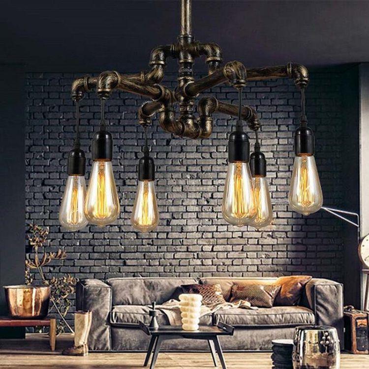 Ретро-лампочки в стиле лофт