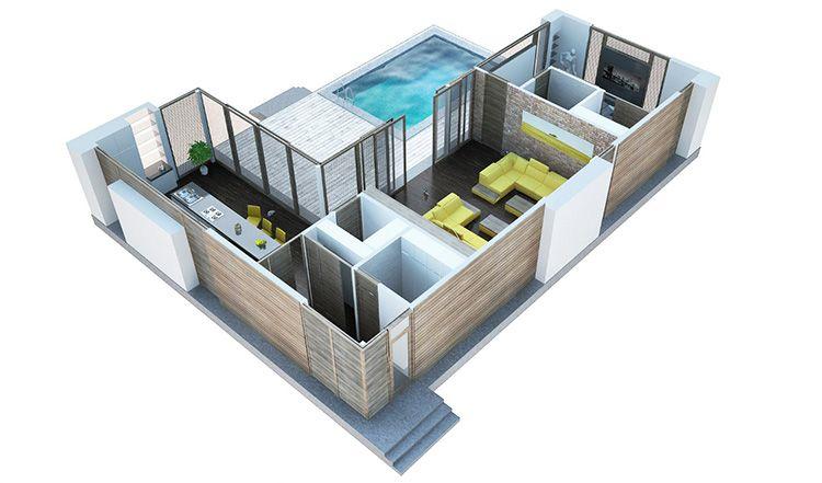 3D-визуализация проекта