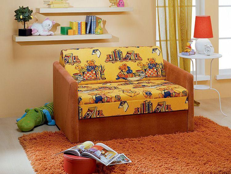 Детская раскладная диван-кровать