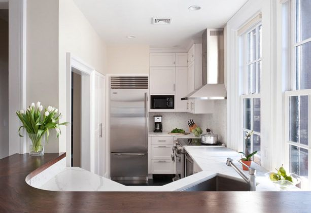 Свежесть простоты: реальные фото кухонь в интерьере белых оттенков