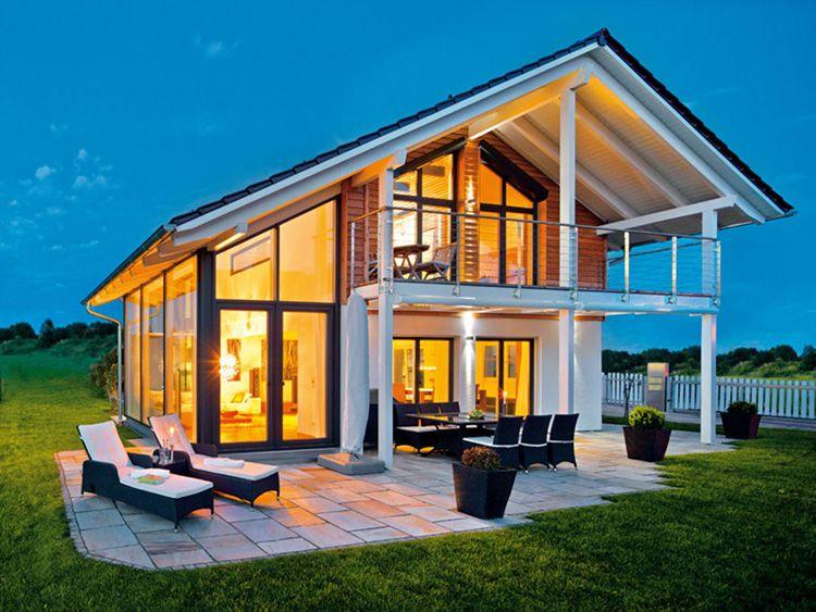 Сроки строительства таких домов – примерно 3-4 месяца