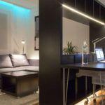 Дизайнерские хитрости: как устроить рабочий кабинет в малогабаритной квартире