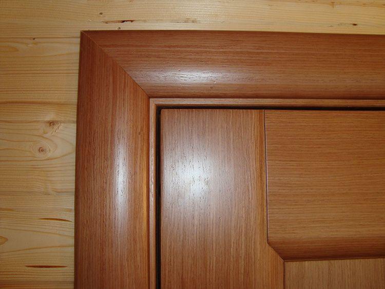 Доборы на межкомнатные двери: фото вариантов и типовые размеры