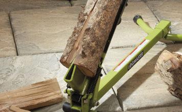 Полная дровница: подбираем инструмент для колки дров с ножной педалью