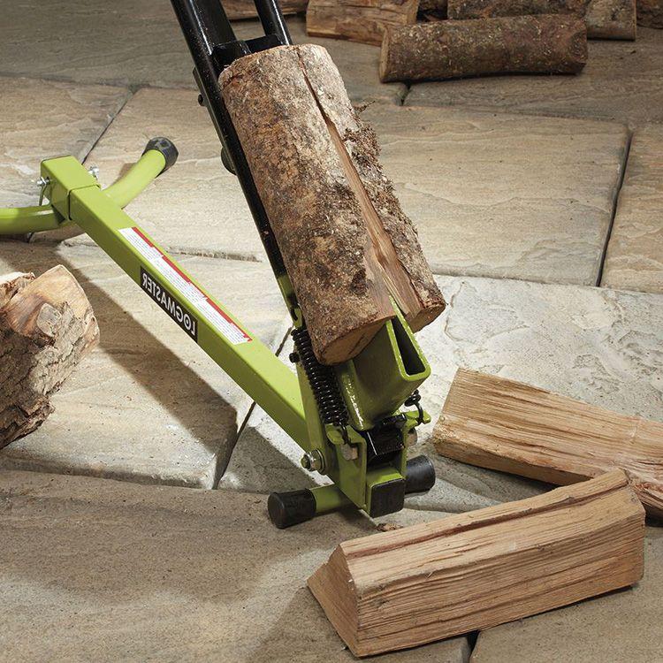 Ножной колун легко складывается для хранения и изготовлен из качественной прочной стали, способной выдерживать большие нагрузки