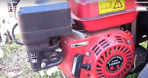 Полная дровница: интересный инструмент для колки дров с ножной педалью