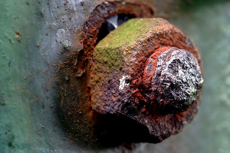Ржавчина – показатель процесса разрушения металла. Если с ней не бороться, она уничтожит изделие