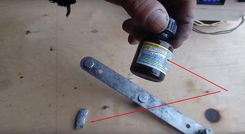 Как удалить ржавчину с металлической поверхности: от картошки до электролиза