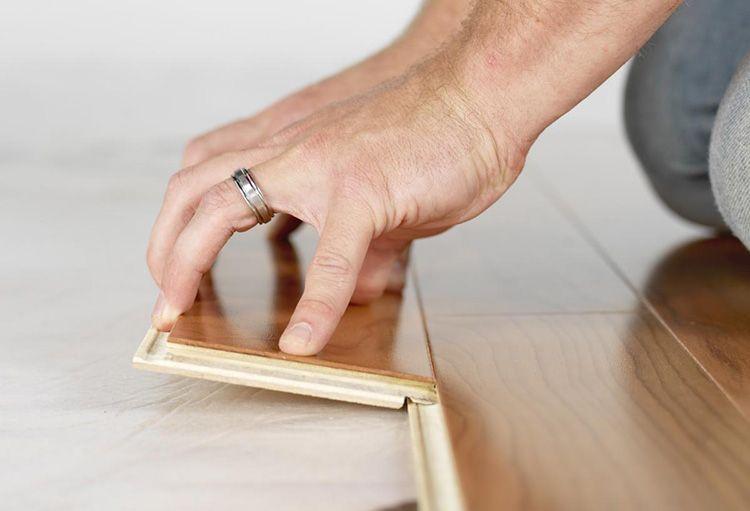 Укладку можно выполнить своими руками: основные отличия