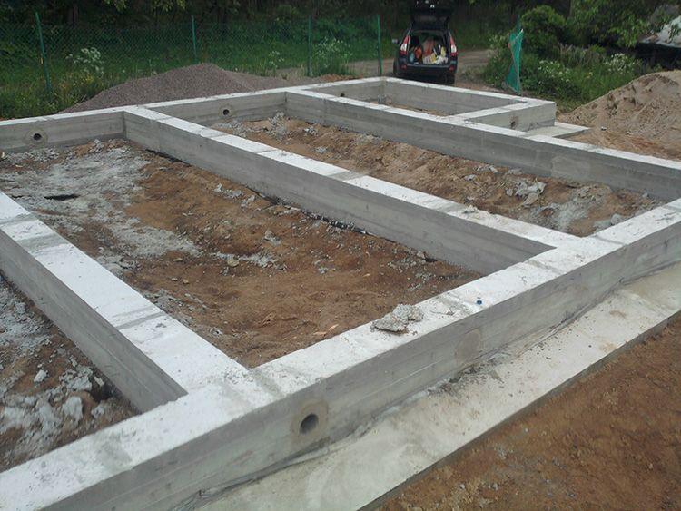 Ленточная основа – оптимальное решение для многих строений