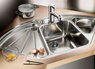 Универсальное решение для любой кухни: современные вариации мойки из нержавейки