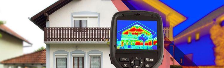Использование специального оборудования при проведении тепловизионного обследования позволяет определить места расположения мест с наибольшими потерями тепла, в том числе и мостики холода в крыше здания