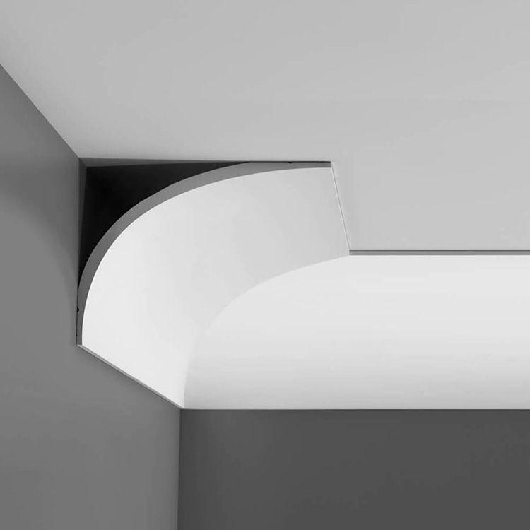Габариты изделия выбираются с учетом высоты потолка в комнате