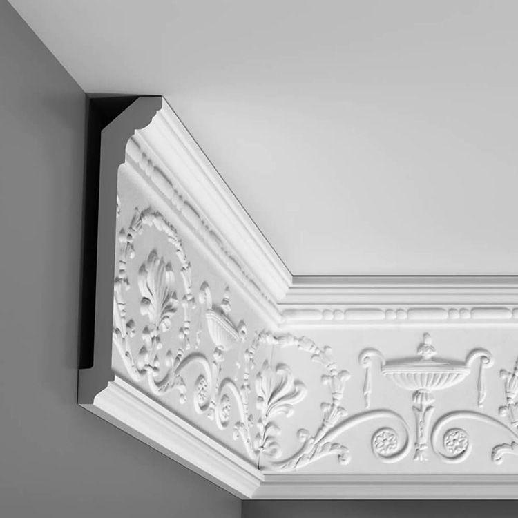 Красивый орнамент добавит изюминки интерьеру