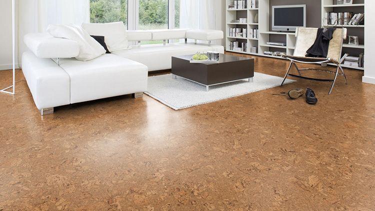 Пробковое покрытие – экологически безопасный материал для любого помещения