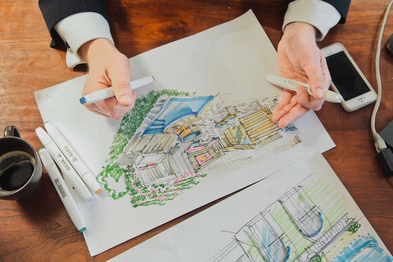 Во всем остальном – полагайтесь на свою фантазию и вкус, а также на рамки бюджета строительства