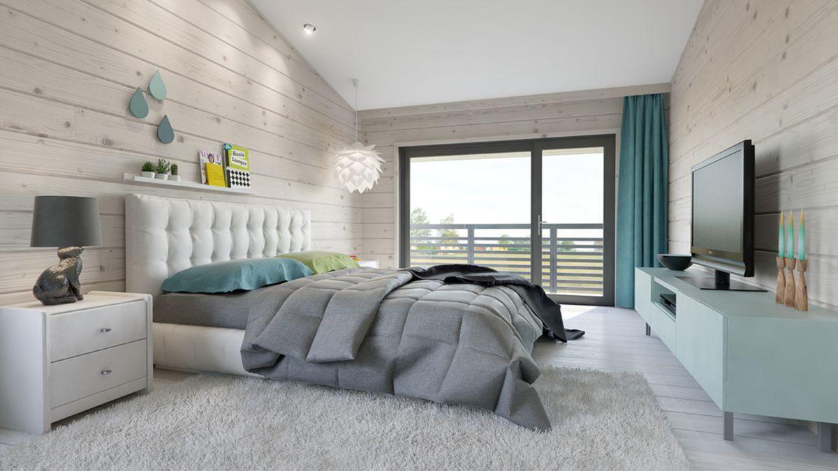 Спальни не должны быть проходными