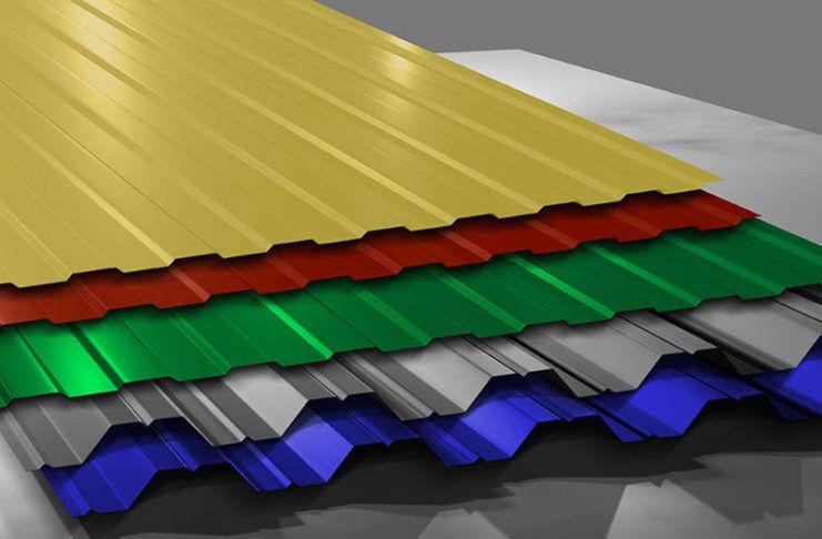 Как правильно выбрать профнастил для крыши: изучаем цены и варианты размеров листа