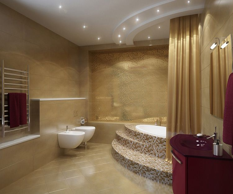 Ремонты квартир ванн в картинках