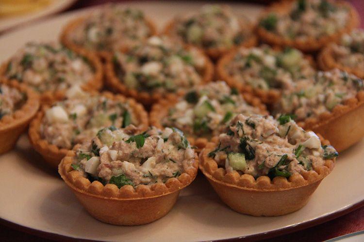Лучший выбор для салатов – ржаное тесто