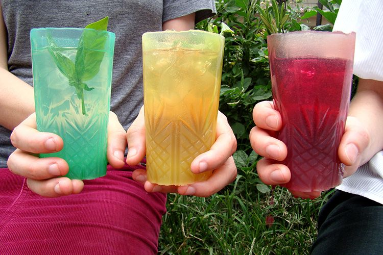 Даже если вы не съедите стаканчик, его можно смело выбросить в клумбу. Он станет отличным удобрением для цветов