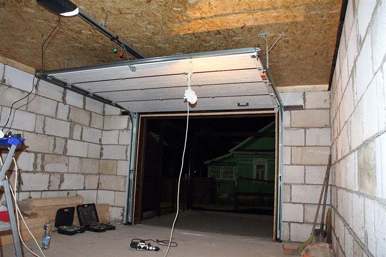 Подъёмные системы – оптимальное решение для гаража