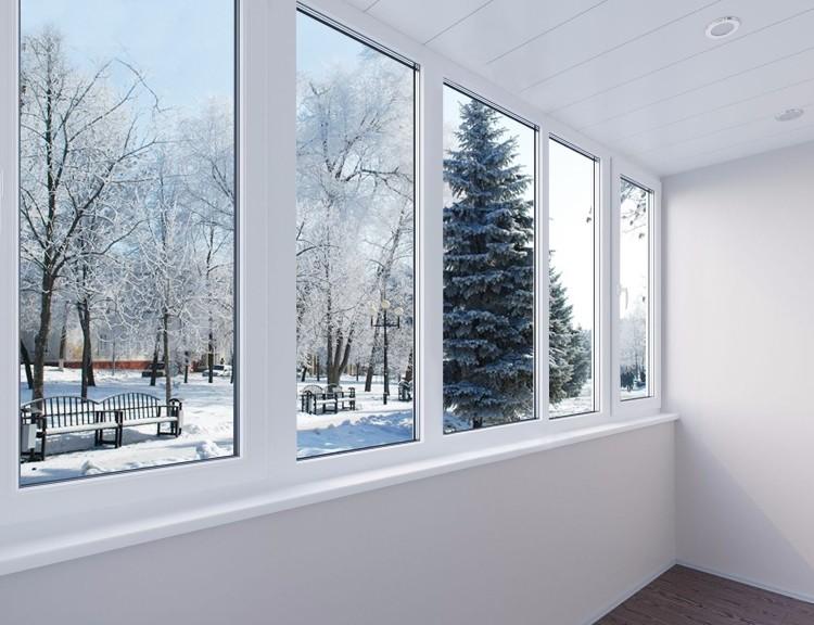 Тёплое стекло меняет не только вид из комнаты, но и микроклимат в помещении