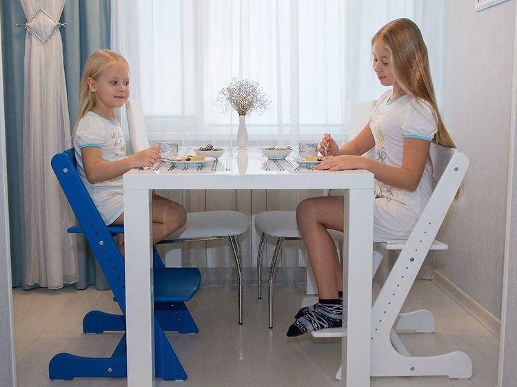 Растущий стул «Вырастайка» – пример удобного регулируемого сидения