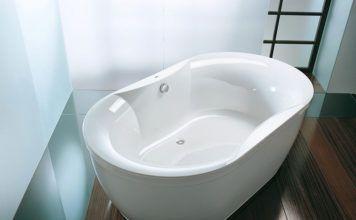 Как вернуть прежний вид самой старой ванне или почему стоит обратить внимание на акриловый вкладыш в ванну