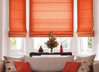 Красивая драпировка гардин на пластиковые окна без усилий, или Почему стоит приобрести рулонные шторы без сверления: 5 причин
