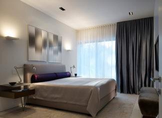 Выбираем красивые шторы в спальню: фото современных идей 2017-2018 года