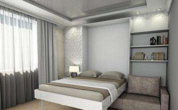 Шкаф-диван-кровать-трансформер – идеальное решение для малогабаритных квартир