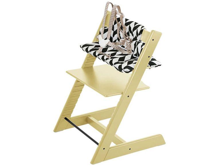Дополнительно к стульчику производитель предлагает многочисленные аксессуары