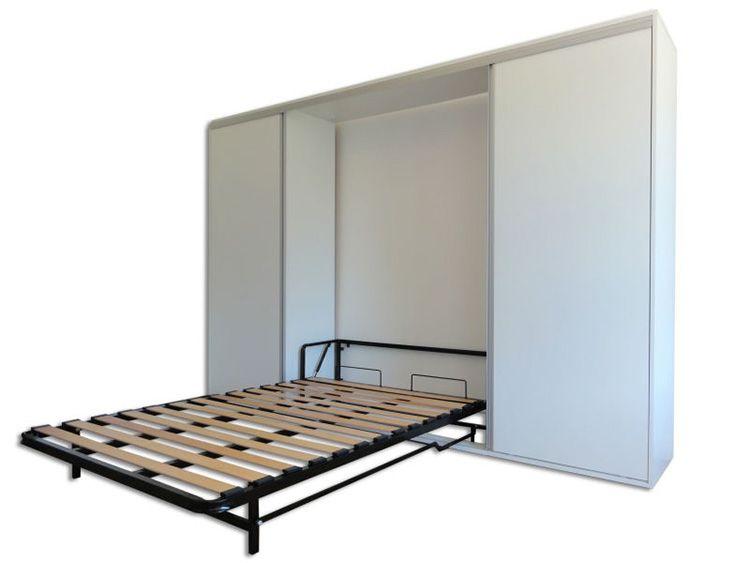 Устройство откидной кровати