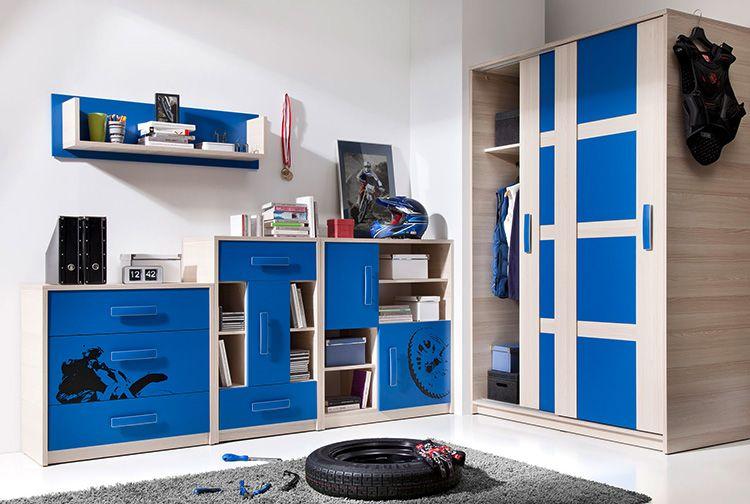 Шкаф-купе и комоды для хранения вещей