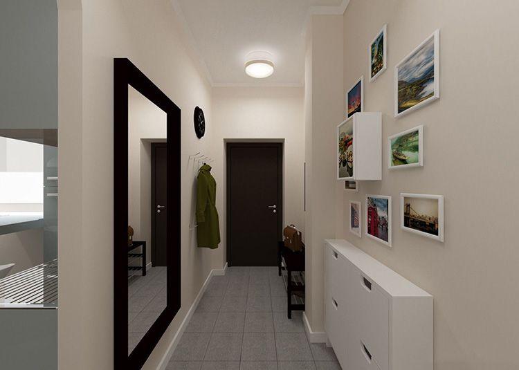 Как грамотно оформить прихожие в современном стиле: планировка, мебель, интерьеры и фото примеров