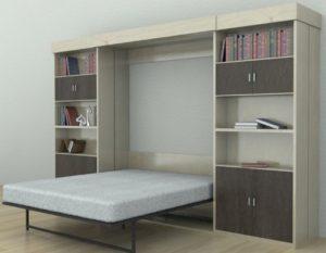 Шкаф-кровать трансформер Arion
