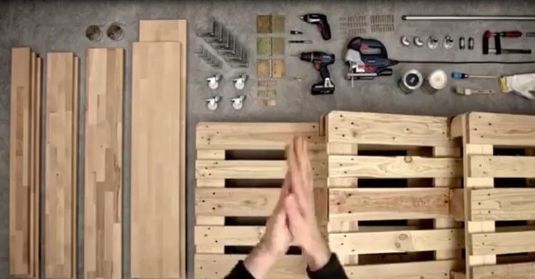 Необходимый инструмент и материалы